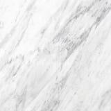 Fond de marbre blanc de texture (de haute résolution) Photos libres de droits