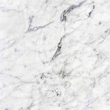 Fond de marbre blanc de texture (de haute résolution) Photographie stock libre de droits