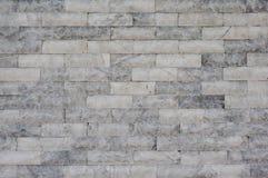 Fond de marbre blanc de texture de papier peint Images libres de droits