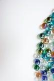 Fond de marbre coloré de boule Image stock
