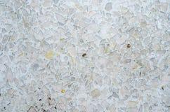 Fond de marbre criqué extérieur de texture de plancher Image libre de droits
