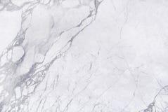 Fond de marbre gris blanc de texture avec lumineux de structure détaillée et luxueux de haute résolution photographie stock libre de droits