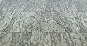 Fond de marbre noir et blanc de texture de mur Photographie stock