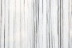 Fond de marbre rayé blanc et gris Photographie stock libre de droits