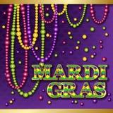 Fond de Mardi Gras Photo stock