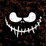 Fond de masque de Halloween Image libre de droits