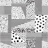Fond de Memhpis sans couture illustration libre de droits