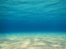 Fond de mer Photos stock