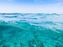 Mer et ciel Image stock