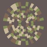 Fond de modèle de cercle de brique | conception d'architecture de texture Photos libres de droits