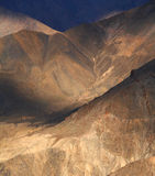 Fond de montagnes de l'Himalaya Photo stock