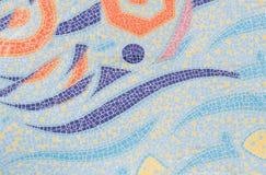 Fond de mosaïque Photographie stock libre de droits