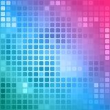 Fond de mosaïque de vecteur Image libre de droits