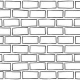 Fond de mur de briques illustration de vecteur