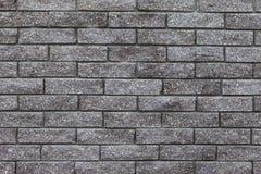 Fond de mur de briques Papiers peints noirs Photos libres de droits