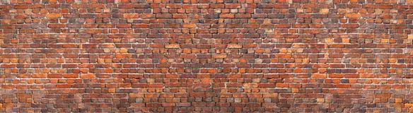 Fond de mur de briques, vieille maison de brique grunge de texture photographie stock libre de droits