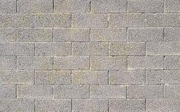 Fond de mur de bloc de cendre Photo stock