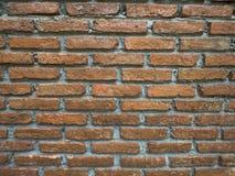 Fond de mur de briques porté par vintage photographie stock