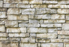 Fond de mur en pierre Photos stock