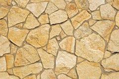 Fond de mur en pierre. Images libres de droits