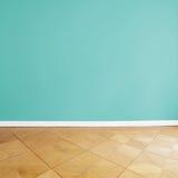 Fond de mur, pièce vide d'appartement Image libre de droits