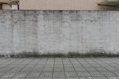 Fond de mur de rue, fond industriel photo stock