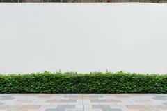 Fond de mur de rue, fond industriel, urba grunge vide image libre de droits