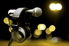 Fond de musique Images stock