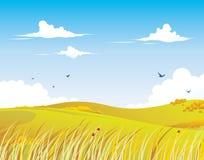 Fond de nature - automne Photographie stock libre de droits