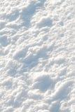 Fond de neige Image libre de droits