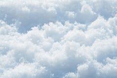 Fond de neige Images stock