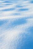 Fond de neige Photographie stock libre de droits