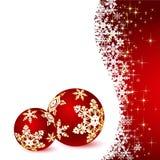 Fond de Noël. Images libres de droits