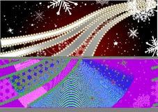 Fond de Noël illustration stock