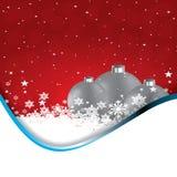 Fond de Noël Image stock