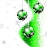 Fond de Noël Photographie stock