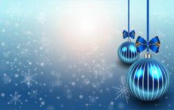 Fond de Noël Photographie stock libre de droits