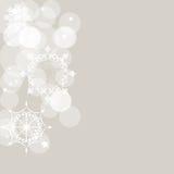 Fond de Noël abstrait de beauté et d'an neuf Photo libre de droits