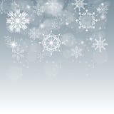 Fond de Noël abstrait de beauté et d'an neuf Photo stock