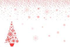 Fond de Noël avec des étoiles photo libre de droits