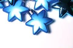 Fond de Noël avec l'ornement en verre image libre de droits