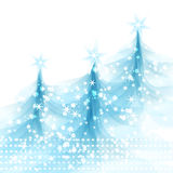 Fond de Noël d'abrégé sur illustration de vecteur Images stock