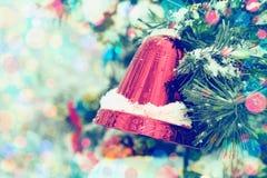 Fond de Noël de vintage. photographie stock libre de droits