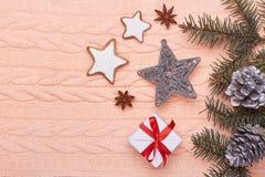 Fond de Noël et de nouvelle année photos libres de droits