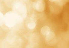 Fond de Noël Fond abstrait de fête avec le def de bokeh Image libre de droits