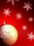 Fond de Noël heureux Images stock