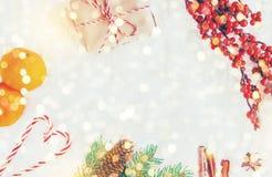 Fond de Noël Joyeux Chrystmas Images stock