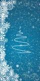 Fond de Noël pour des cartes de voeux et des affiches illustration de vecteur