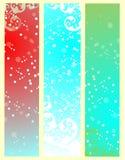Fond de Noël pour la conception pour le site Image libre de droits