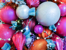 Fond de Noël pour la saison des vacances Image libre de droits